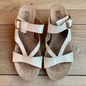 Mephisto | White Sandals | Size 39